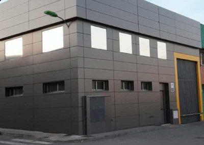 revestimiento de fachadas en madrid